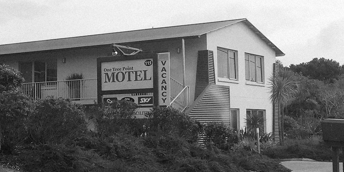 The local motel